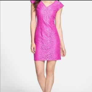 Lilly Pulitzer Selassie Lace Sheath Dress